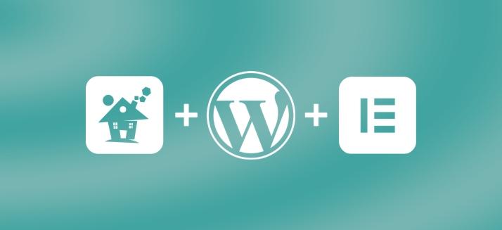 Moja Dizajnerija + WordPress + Elementor