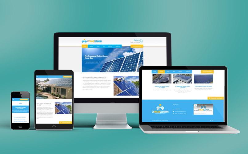Приказ сајта на различитим уређајима