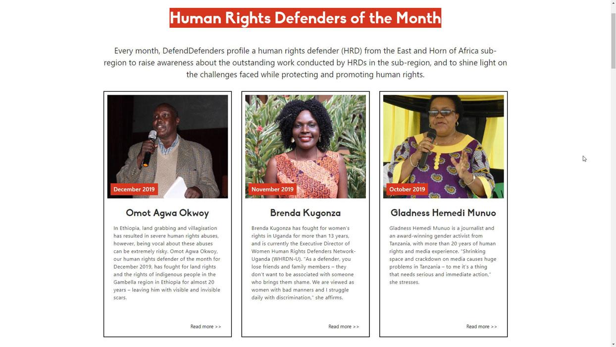 HRD of the month - унутрашња страница